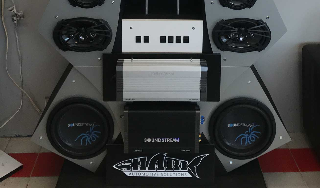 Car Stereo Options by Shark in North Bay, ON