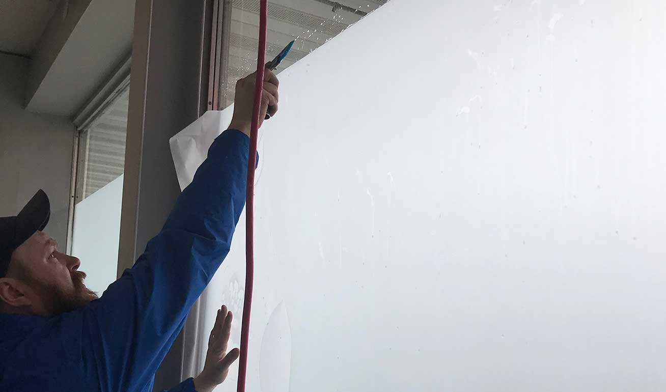 Commercial Glass Film by Shark in North Bay, ON