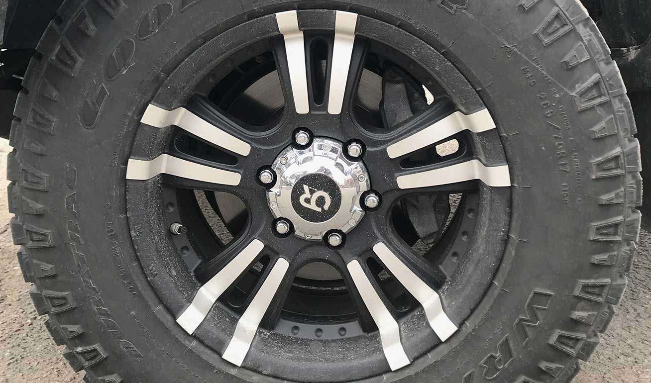 Tire & Rim Packages in North Bay, ON