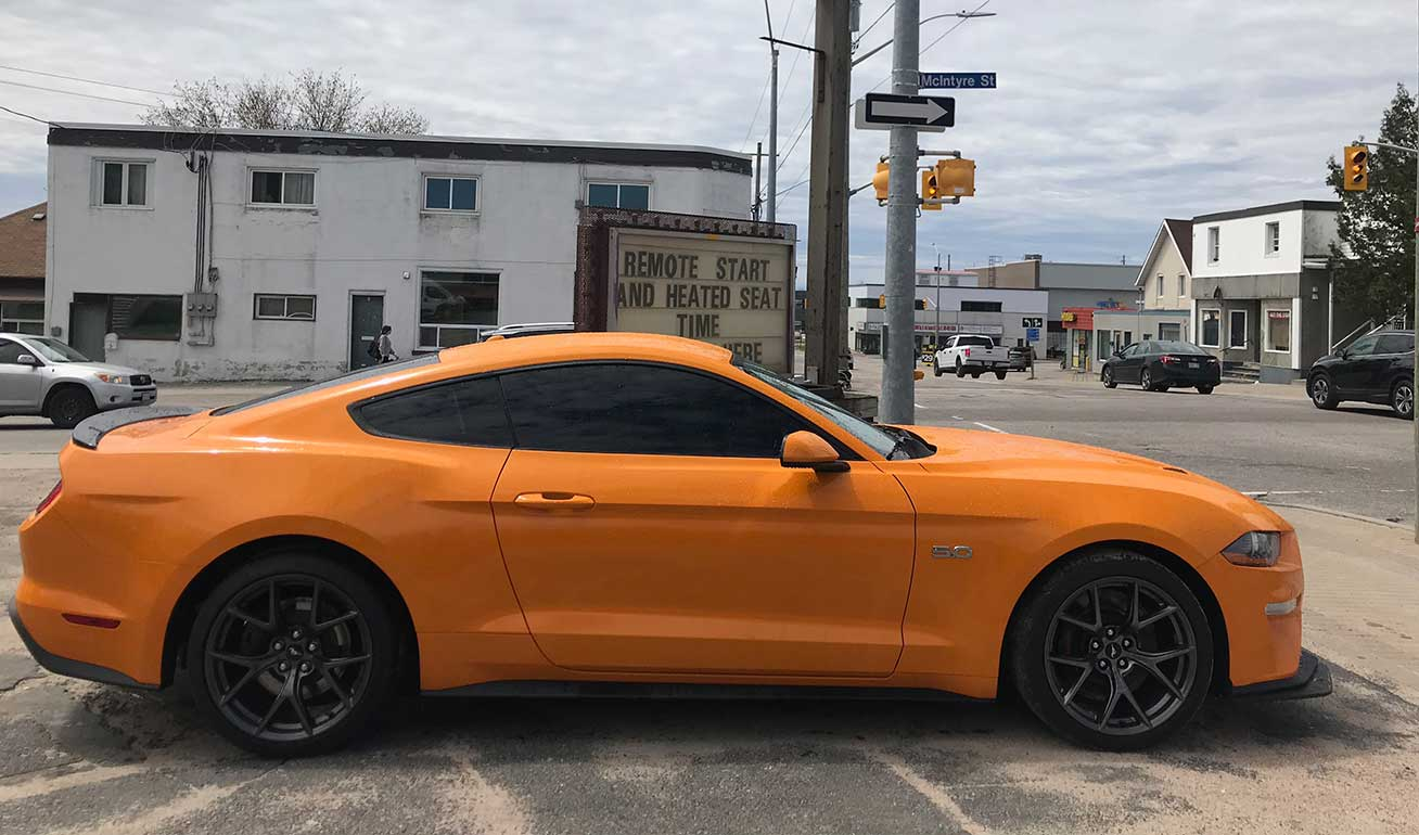 Vehicle Window Tint by Shark in North Bay, ON